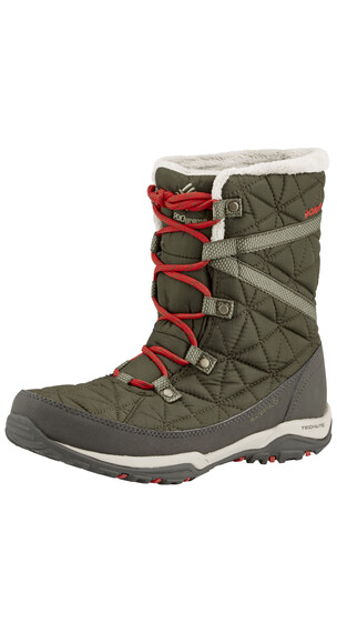 Columbia Loveland Boots Women Mid Omni-HEAT nori / burnt henna